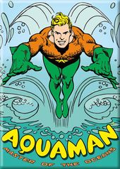 Aquaman Magnet Master Of The Oceans