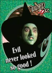 Wizard of Oz - Evil Never Looked So Good - Magnet