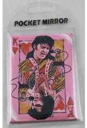 Elvis Presley - King Of Hearts - Compact Mirror