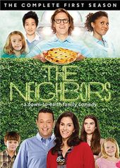 The Neighbors - Complete 1st Season (3-DVD)