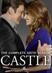 Castle - Complete 6th Season (5-DVD)