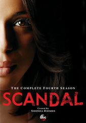 Scandal - Complete 4th Season (5-DVD)