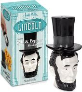 Abraham Lincoln - Salt & Pepper Shakers