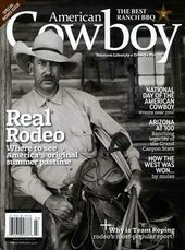 American Cowboy - Volume #18, Issue #1