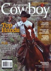 American Cowboy - Volume #18, Issue #2