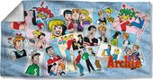 Archie Comics - Panels Beach Towel