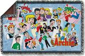 Archie Comics - Panels Woven Throw