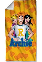 Archie Comics - Love Triangle Beach Towel