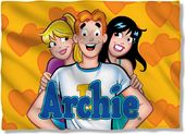 Archie Comics - Love Triangle Pillow Case