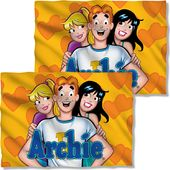 Archie Comics - Love Triangle (Front & Back)