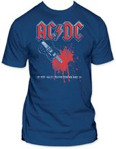 AC/DC - If You Want Blood - Fitted Jersey (Size: