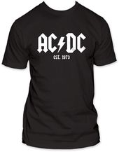 AC/DC: Est. 1973 (Fitted Jersey)