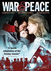 War and Peace (2-DVD)