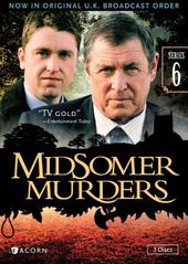 Midsomer Murders - Series 6 (3-DVD)