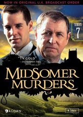 Midsomer Murders - Series 7 (4-DVD)