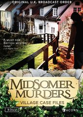 Midsomer Murders - Village Case Files (8-DVD)