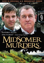 Midsomer Murders - Series 9 (4-DVD)