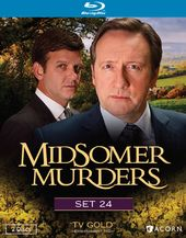 Midsomer Murders - Set 24 (Blu-ray)