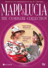 Mapp & Lucia - Complete Collection (4-DVD)