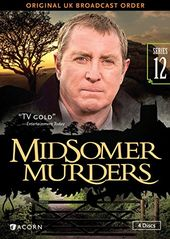 Midsomer Murders - Series 12 (4-DVD)