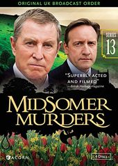 Midsomer Murders - Series 13 (4-DVD)
