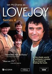 Lovejoy - Series 4 (4-DVD)