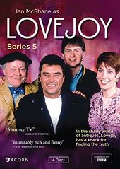 Lovejoy - Series 5 (4-DVD)
