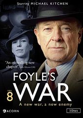 Foyle's War - Set 8 (3-DVD)