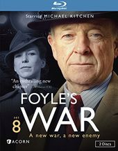 Foyle's War - Set 8 (Blu-ray)