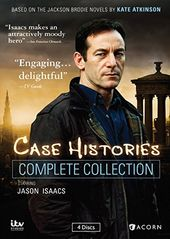 Case Histories - Complete Collection (4-DVD)