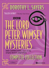 The Lord Peter Wimsey Mysteries - Complete