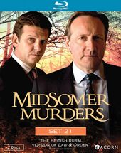 Midsomer Murders - Set 21 (Blu-ray)