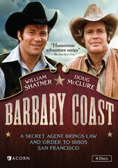 Barbary Coast (4-DVD)