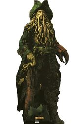 Pirates of the Caribbean - Davy Jones - Life Size