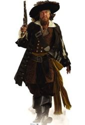 Pirates of the Caribbean - Captain Barbossa -