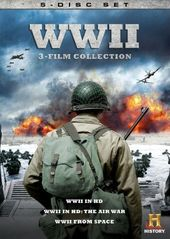 WWII 3-Film Collection (5-DVD)