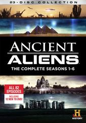 Ancient Aliens - Seasons 1-6 (23-DVD)