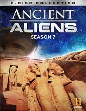 Ancient Aliens - Season 7, Volume 1 (Blu-ray)