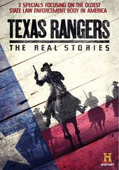 Texas Rangers: The Real Stories (2-DVD)
