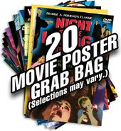 20 Movie Poster Grab Bag (Large)