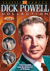 Dick Powell Collection - Volume 1