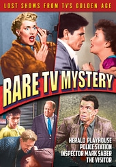 Rare TV Mystery: Herald Playhouse / Police