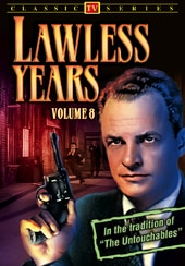 Lawless Years - Volume 8: 4-Episode Collection