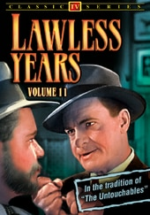 Lawless Years - Volume 11