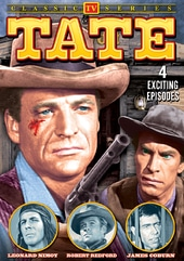 Tate - Volume 1: 4-Episode Collection