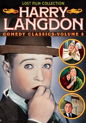 Harry Langdon Comedy Classics, Volume 3