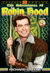 Adventures of Robin Hood - Volume 29: 4-Episode