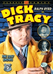 Dick Tracy: The Lost Shows, Volume 2