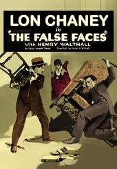 The False Faces (Silent)