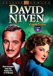David Niven Collection, Volume 4